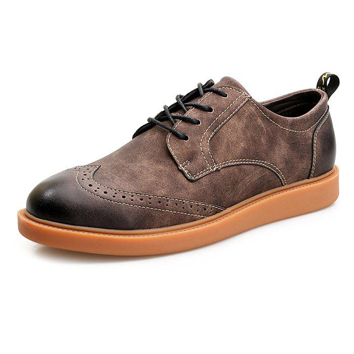 Outfit Men Comfortable Wearable Trendy Casual Shoes
