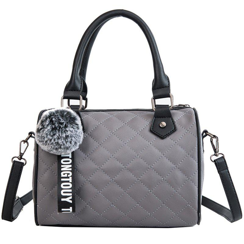 Affordable Female Boston Lingge Wild Shoulder Small Bag