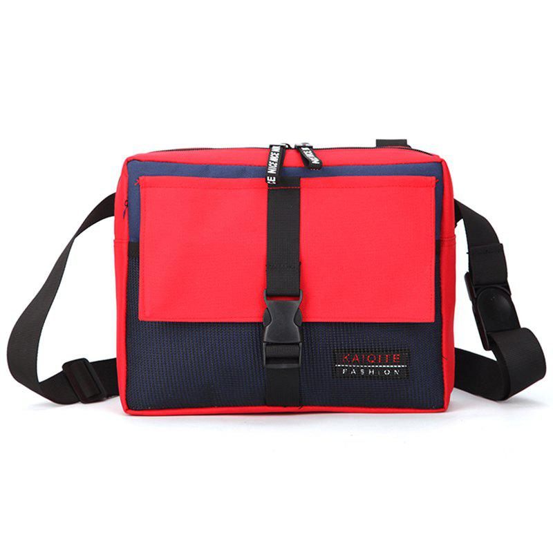 Best Large-capacity Small Square Package Messenger Bag