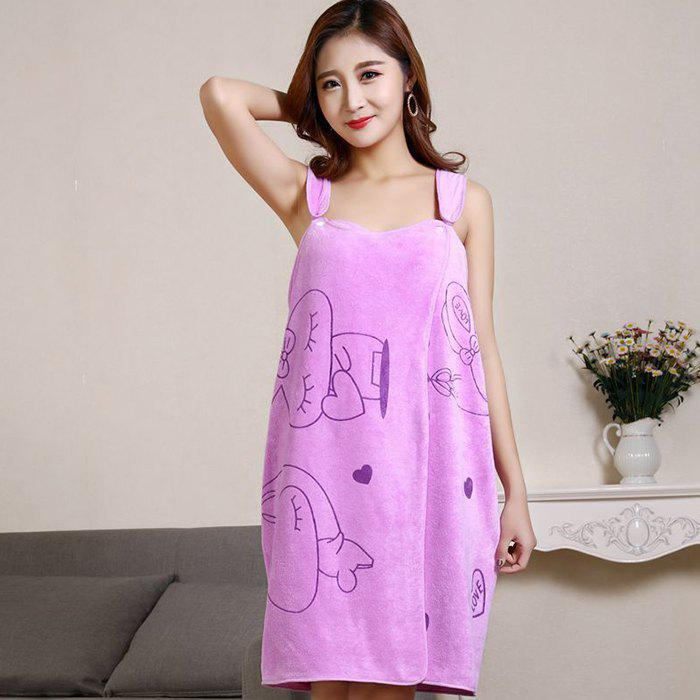 Latest Microfiber Thickening Soft Strong Water Absorbent Bath Towel