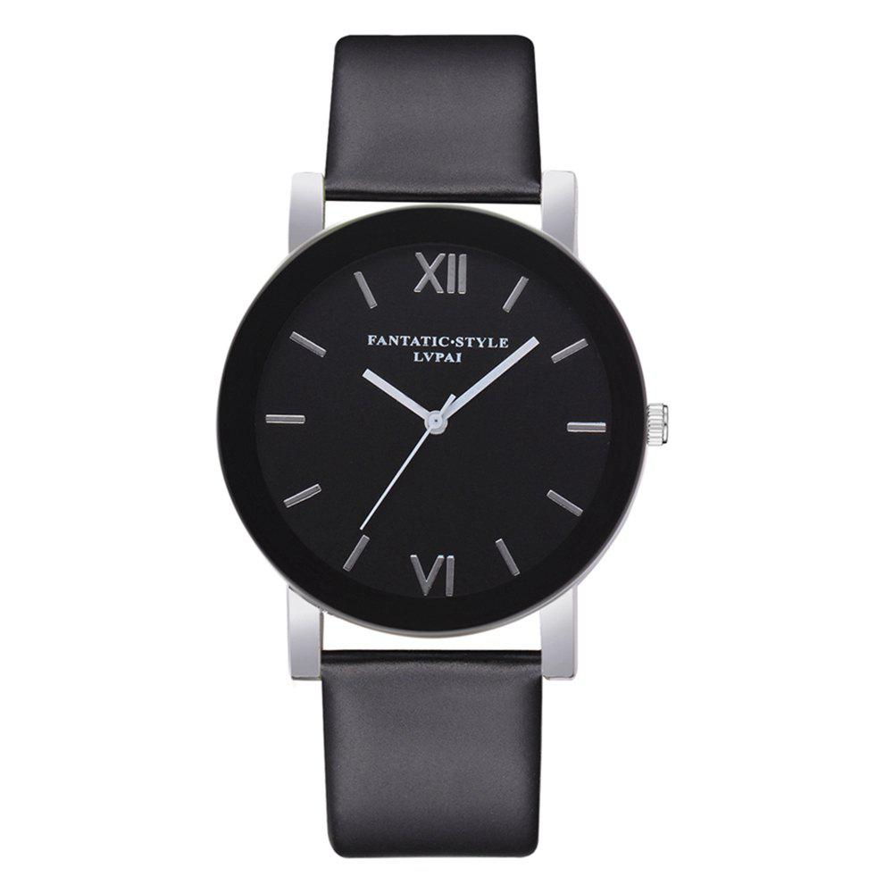 Hot Lvpai P678 Black Mirror Business Ladies Quartz Watch
