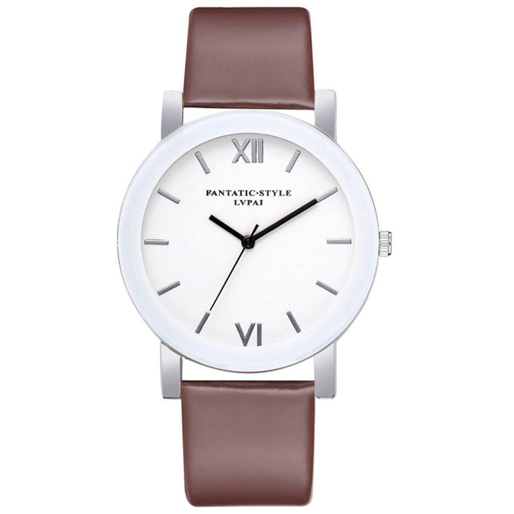 Fashion Lvpai P677 Simple Business Quartz Watch