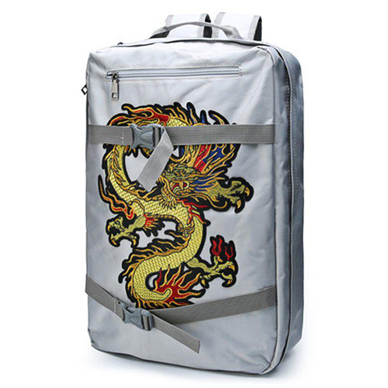 Fashion Large Capacity Multi-function Chinese Style Travel Casual Backpack