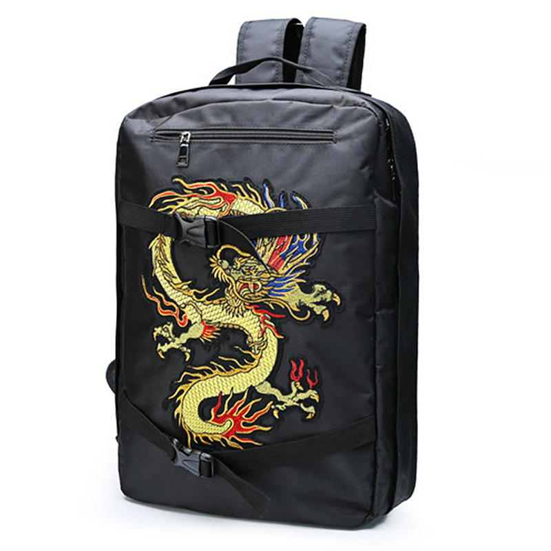 Latest Large Capacity Multi-function Chinese Style Travel Casual Backpack