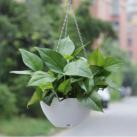 Balcony Potted Resin Hanging Orchid Flower Pot