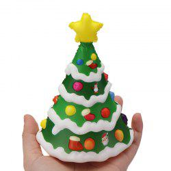 Soft Slow Rising with Packaging Collection Gift Christmas Tree Squishy Toy -