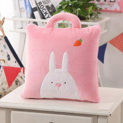 Cushion Blanket Three-in-one Plush Pillow -