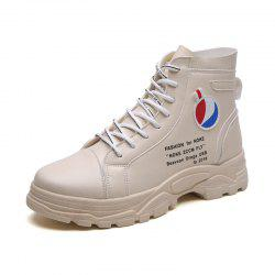 High Outdoor Snow Boots -