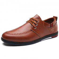 T2011 Men's Single Fashion Leather Shoes -