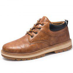 801 Men High Shoes Tooling Boots -