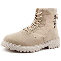 610 British Style Casual Fashion Men Boots -