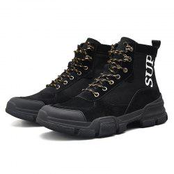 High-top Fashion Boots for Men -