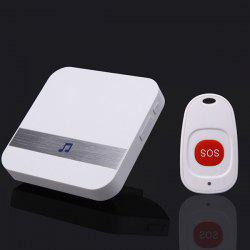 Home Wireless Remote Control Doorbell for Emergency -