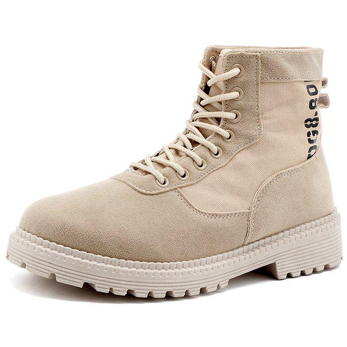 Chic 610 British Style Casual Fashion Men Boots