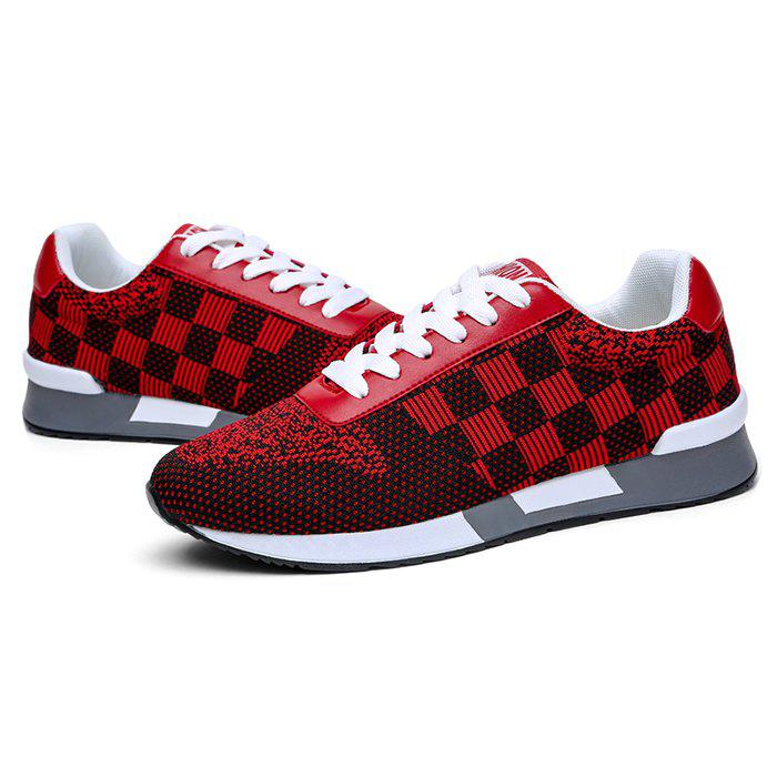 Trendy Fashion Casual PU Sports Shoes