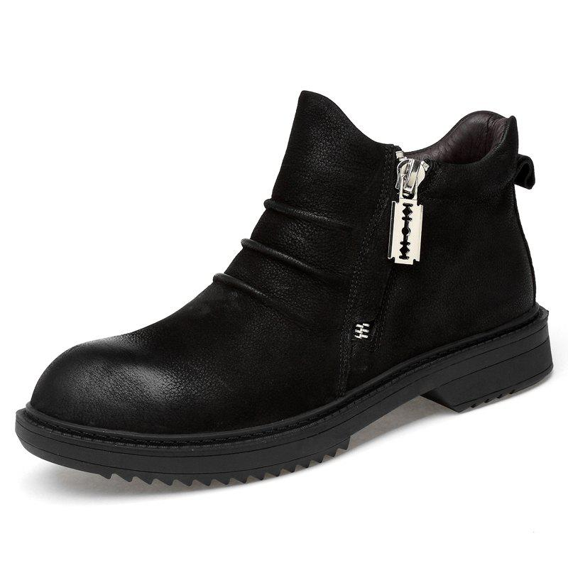 Fashion 9582 Trend High-top Casual Men Boots