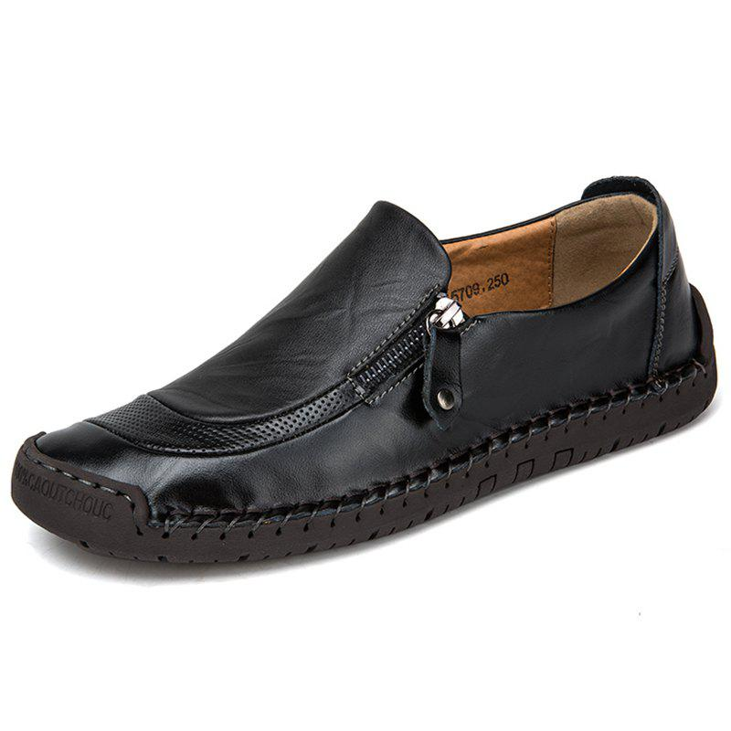 Discount Men Comfortable Wearable Business Casual Shoes