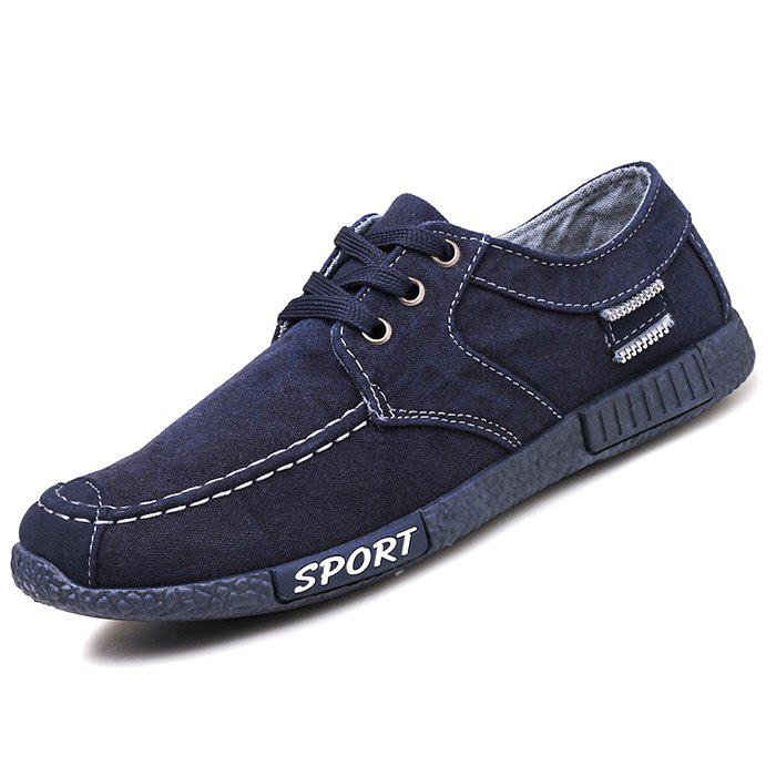 Affordable 333 Denim Canvas Men's Low Korean Version Casual Shoes