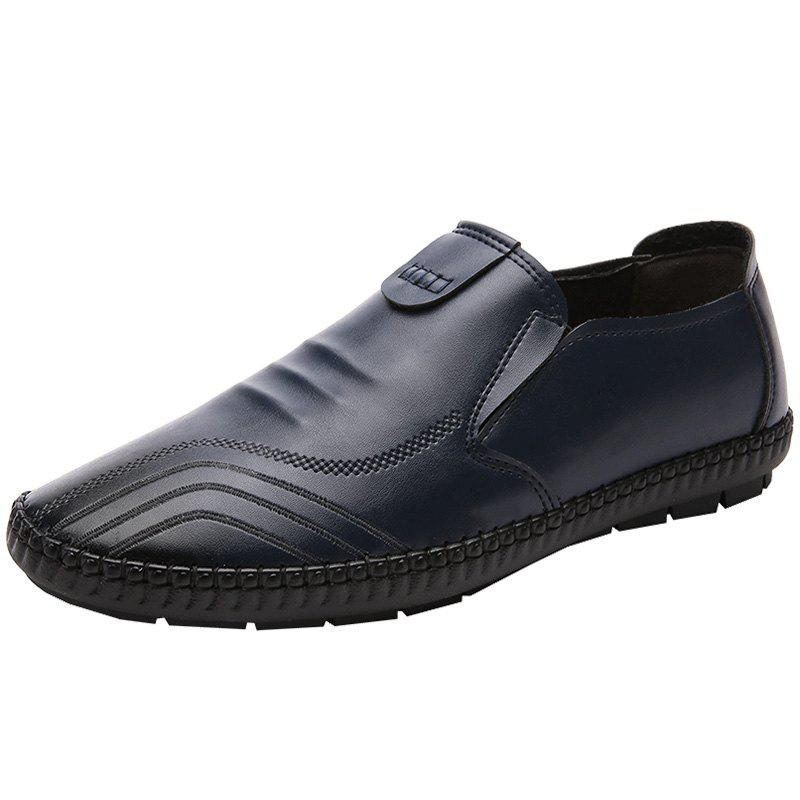 Sale T9961 Autumn Season Business Casual Men's Leather Shoes