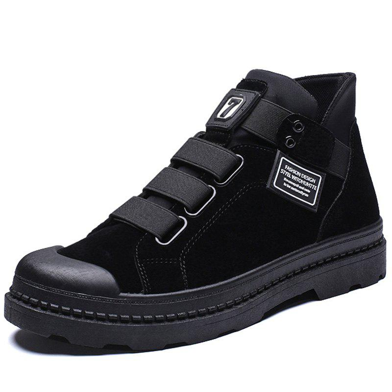 Latest B20 Cotton Shoes Men Boots