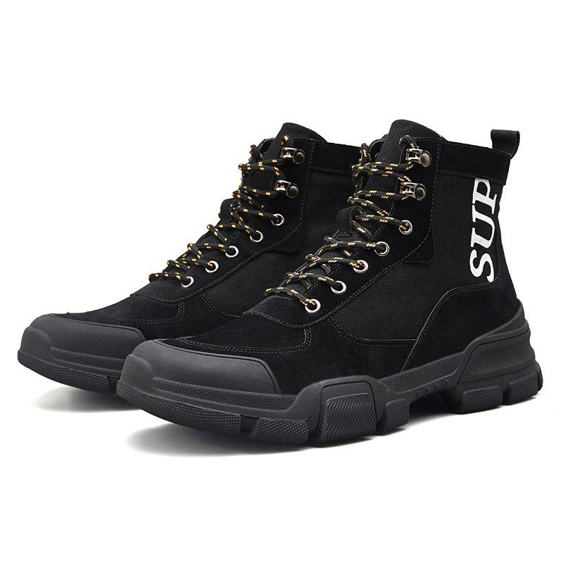Online High-top Fashion Boots for Men