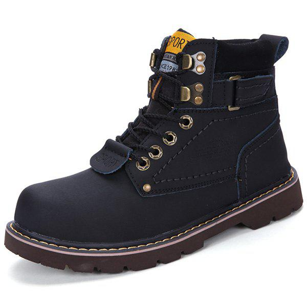 Hot High-top Outdoor Work Men Boots