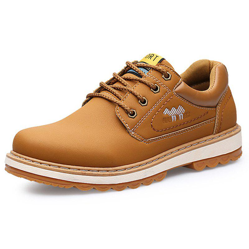 Chic Outdoor Simple Tooling Casual Shoes