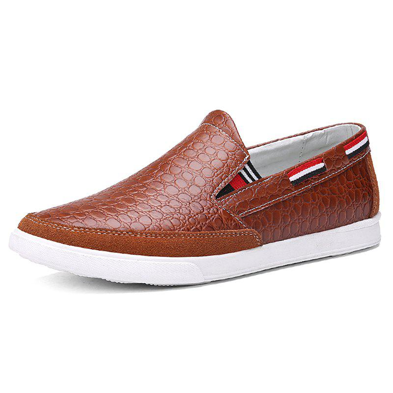 Trendy Comfortable British Casual Leather Shoes