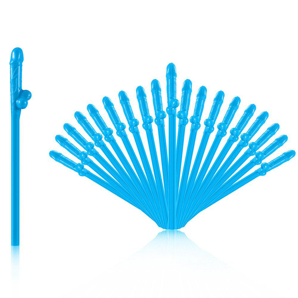 8 - P5656 - P27.1.05 Paille de fête utile simple 20pcs