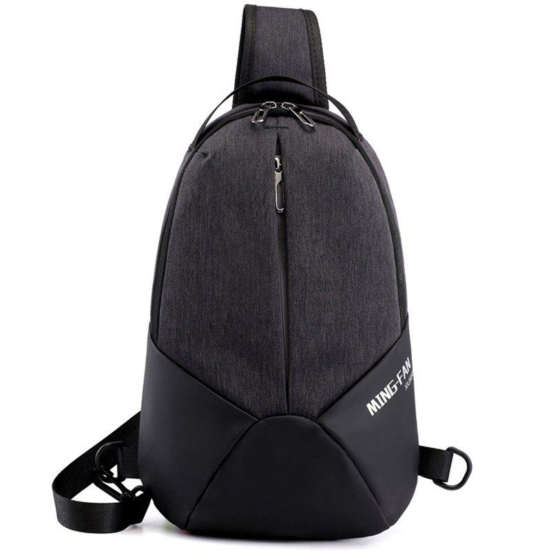 Outfits Men's Multi-function Casual Chest Bag