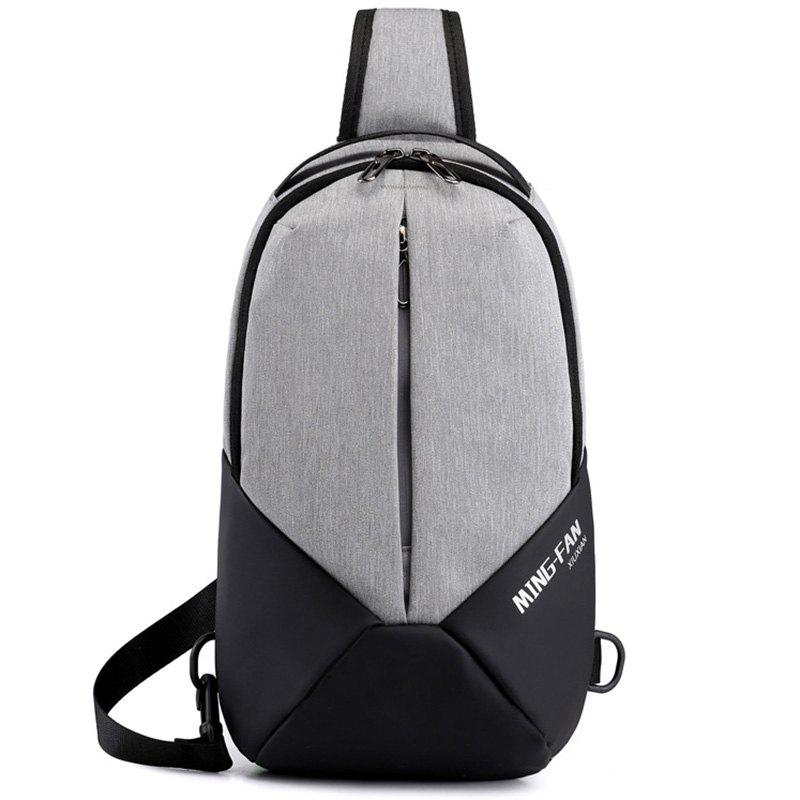 Affordable Men's Multi-function Casual Chest Bag