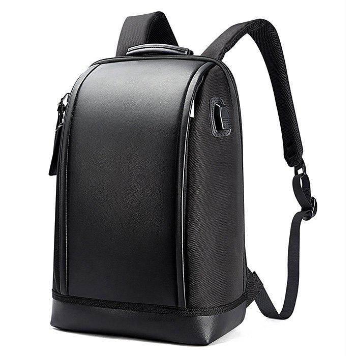 Outfit BOPAI 751-006191 Men USB External Charging Anti-theft Travel Laptop Backpack