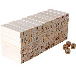 Wood Children's Educational Building Blocks Toys -