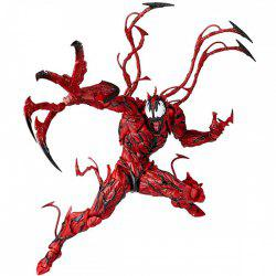 Amazing Spider-Man BJD Joints Movable Action Figure Model Toys -