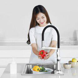 Dabai Rotatable Magnetic Adsorption Kitchen Faucet from Xiaomi youpin -