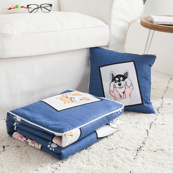 Shop Digital Printing Ins Wind Pillow Quilt