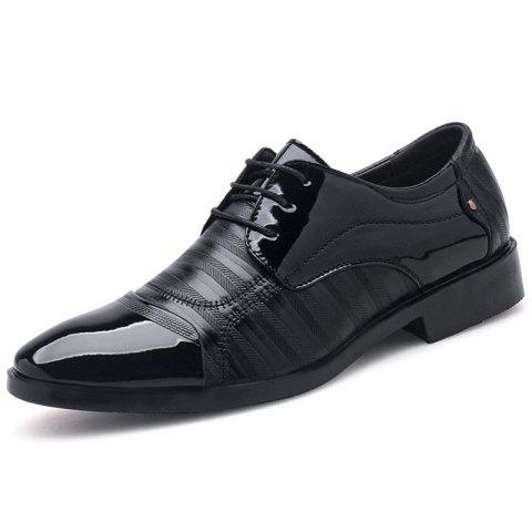 Men Business Comfortable Casual Leather Shoes