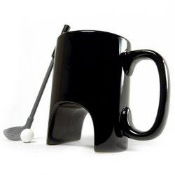 Creative Golf Ceramic Mini Cup -