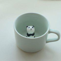 Animal Coffee Stereo Ceramic Cute Cartoon Creative Panda Cup -