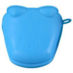 Animal Shaped Silicone Hippo Microwave Insulated Gloves -