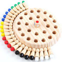 Game Children's Early Learning Educational Toys Board Memory Chess -