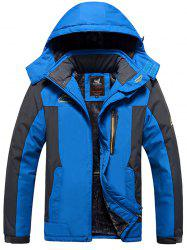 828 - A - 123 - 1 Winter Thicken Down Jacket for Men -