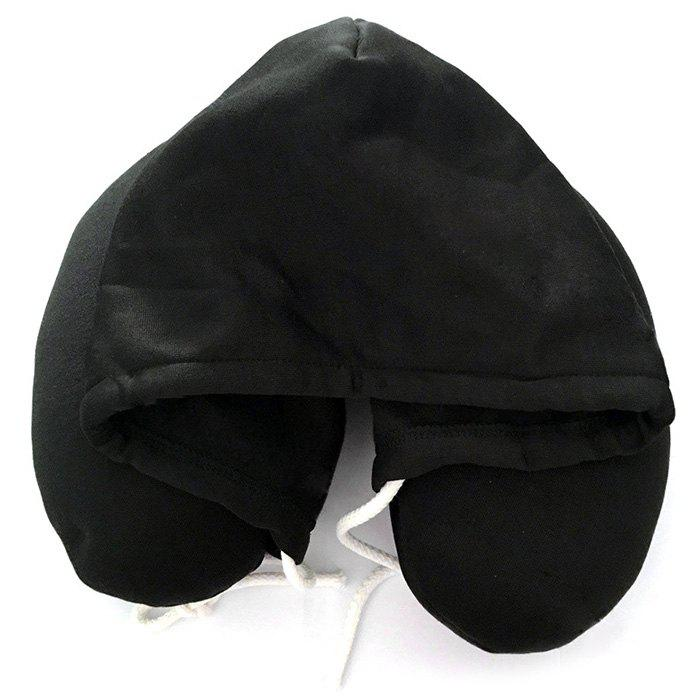 Latest Creative Hooded U-shaped Pillow