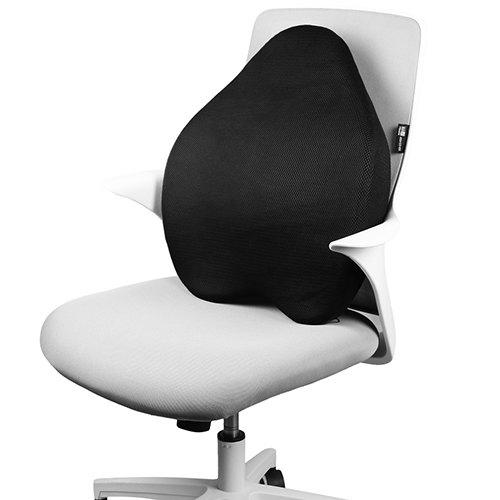 Affordable Memory Cotton Lumbar Back Slow Rebound Cushion Office Chair Waist Pad