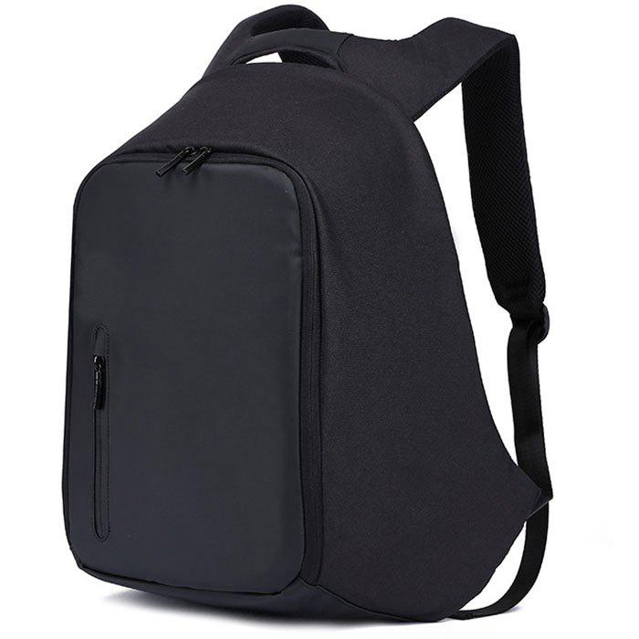 9b7ca3e804 Fashion Anti-theft Backpack Men s College Canvas Travel Multi-function  Business 15.6 inch Computer
