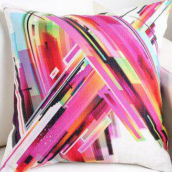 Simple Abstract Painted Graffiti Office Car Pillowcase -