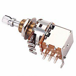 High Quality Bourns Rotary Potentiometer with DPDT Switch -