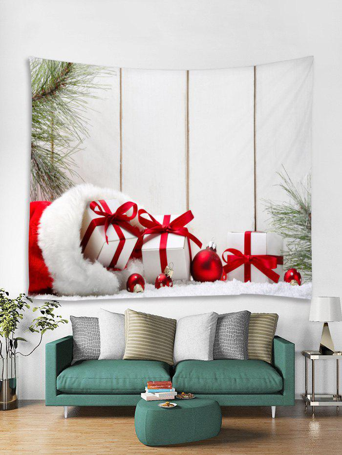 Store Christmas Gifts Print Tapestry Wall Hanging Art Decoration