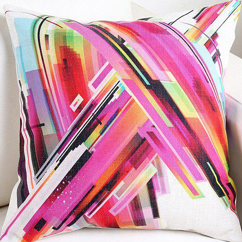 Best Simple Abstract Painted Graffiti Office Car Pillowcase