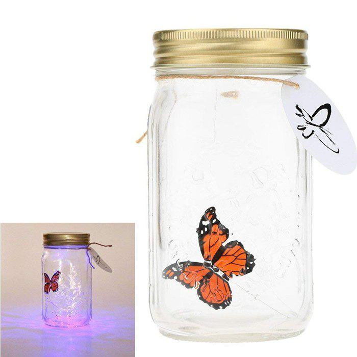 Outfit ZML - 290 Beautiful Simulated Can Fly Butterfly Can with Light